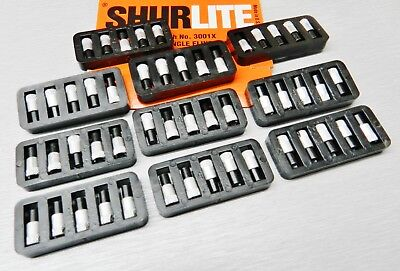 50 Shurlite Flints Single Striker  Renewal Replacement Flint for Spark Lighter