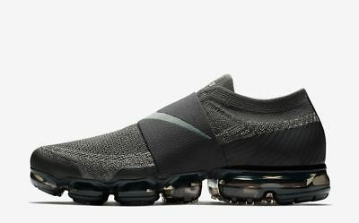 Nike Air Vapormax Flynit Moc Midnight Fog Stucco Size 11.5. AH3397-013. air max