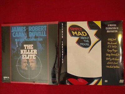 LOT 2: UnOpened - THE KILLER ELITE - SIMPLY MAD ABOUT THE MOUSE -   NO Reserve!