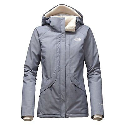 039c32e8e NEW THE NORTH Face Women's Inlux Insulated Jacket, Shady Blue, Large NWT