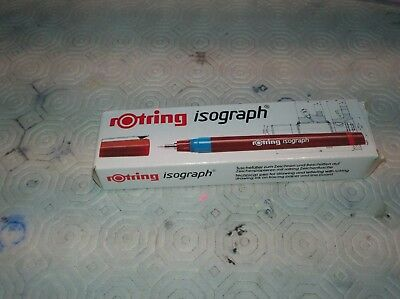 Rotring isograph  0,30mm penna a china
