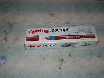 Rotring isograph   1,0 mm penna a china