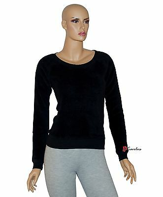 7c6a59522df Jenni by Jennifer Moore Women s Sleepwear Pajama Sleepshirt Black XS  32.50