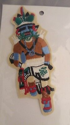 Kachina Enforcer Patch Osok'china Embroidery Applique New