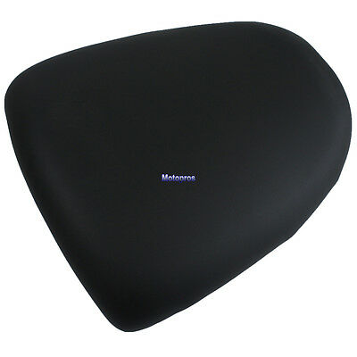 Rear Black Seat Passenger Cushion Pillion for SUZUKI Hayabusa GSX1300R 1999-2007