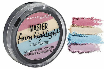 Maybelline Master Fairy Highlight Illuminating Powder