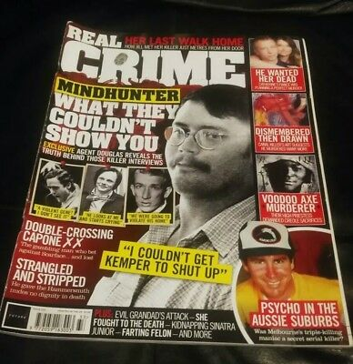 Real Crime Magazine Issue 33