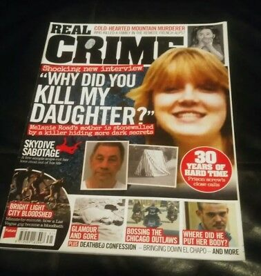 Real Crime Magazine Issue 31