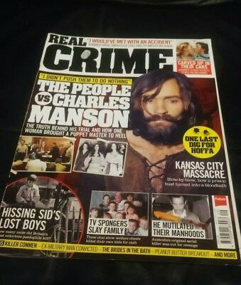Real Crime Magazine Issue 29