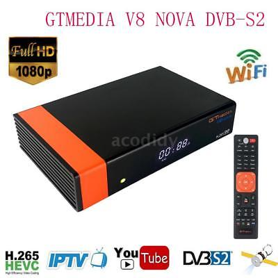 GTMEDIA V8 NOVA DVB-S2 HD 1080P Satellite TV Receiver Wifi Set Top Box