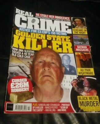 Real Crime Magazine Issue 42