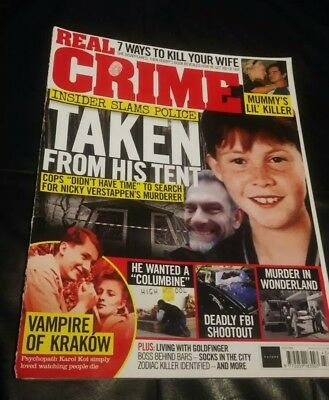 Real Crime Magazine Issue 43