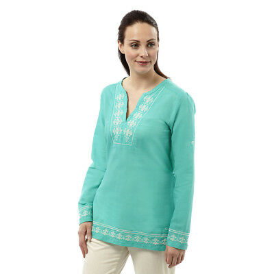 Craghoppers Womens/Ladies Clemence Wicking Long Sleeve Summer Top