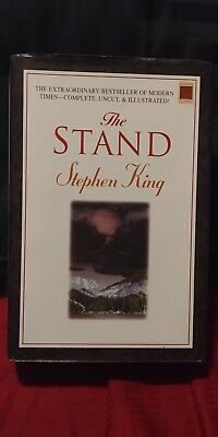 Stephen King The Stand Gramercy 1st Printing