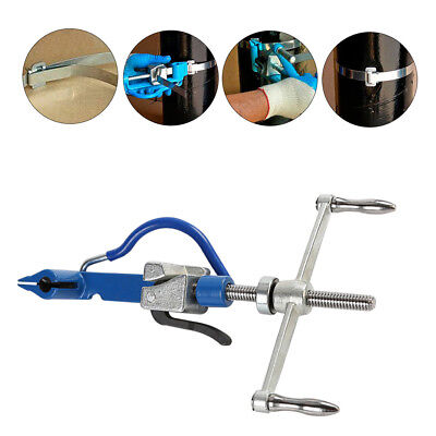 Stainless Steel Band Strapping Plier Strapper Packer Manual Tensioning Machine