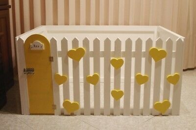 Recinto Box Per Cani Pet Playpen
