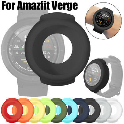 Soft TPU Protection Silicone Full Case Cover for Huami Amazfit Verge Smart Watch