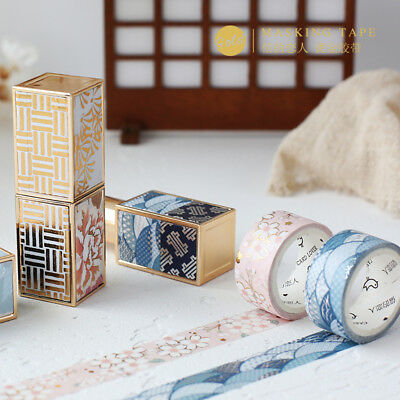 3pcs/lot Washi Tape Set Paper Japanese Stationery Scrap booking Masking Tape Hot