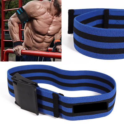 2Pcs Sports BFR Bands Pro Blood Flow Restriction Occlusion Training Bands Belts