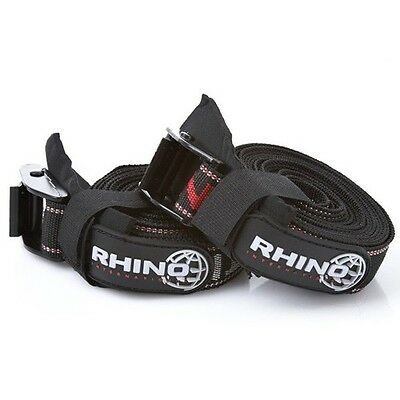 Rhino Tie Down Roof Rack Straps 5m