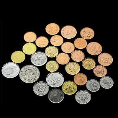 30 Coins Collection Set From 30 Countries Fine Coins Commemorative-coin