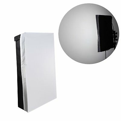 COLLAPSIBLE DIFFUSER SOFTBOX RX-12SB Fr GE-34L LED Light