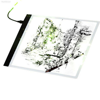 E8C6 A4 LED Writing Painting Tracing Board Copy Pads Drawing Tblet Art Artcraft