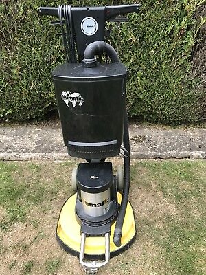 ***Numatic NUF 1500, Polisher / Buffer & Vacuum Cleaner***