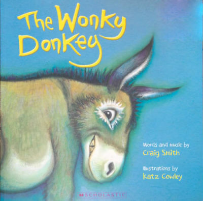 The Wonky Donkey Craig Smith DOWNLOAD ONLY DIGITAL BOOK PDF FILE +FREE audio MP3
