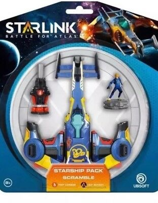 Starlink Battle For Atlas Starship Pack Scramble Pilot Levi Fury Cannon Weapon