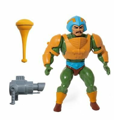 Masters of the Universe Vintage Man-At-Arms Action Figure - Preorder Marzo