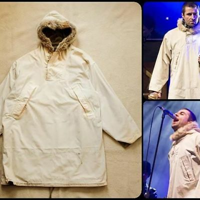 Liam Gallagher Original WW2 US Army 10th Mountain Division Reversible Parka