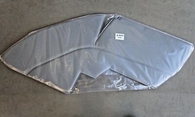 Ford 30's Cab Cladding  Right Hand Wing Pad 5030, 4630