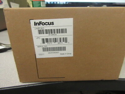 InFocus Corporation SP-LAMP-076 Projector Lamp for IN1124, IN1126 NEW! OEM!