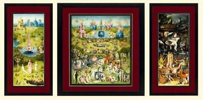 Earthly Delights 1515 Canvas Art Print