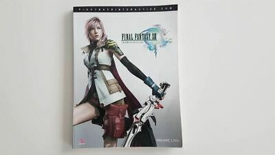 Final Fantasy XIII The Complete Official Guide Piggyback