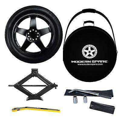 2012-2018 Tesla Model S Complete Spare Tire Kit w/ Carrying Case - Modern Spare