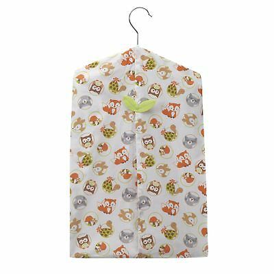 Bedtime Originals Friendly Forest Woodland Animal Diaper Stacker