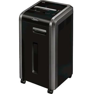 Fellowes Powershred 225Ci 24 Sheet Cross Cut Commercial Shredder