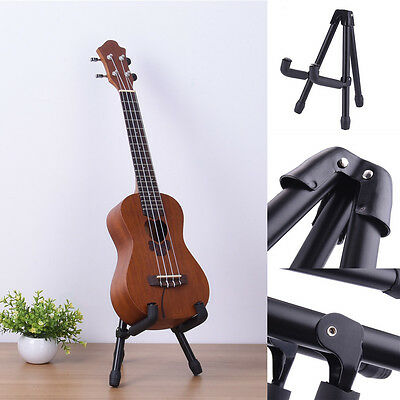 Support Bracket Adjustable Ukulele Violin Steel Stand Holder Hangers Accessories