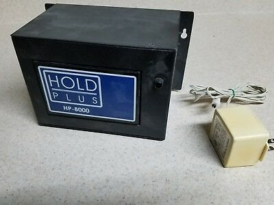 Hold Plus HP-8000 On-Hold Player for PBX and Key Phone Systems *FREE SHIPPING*