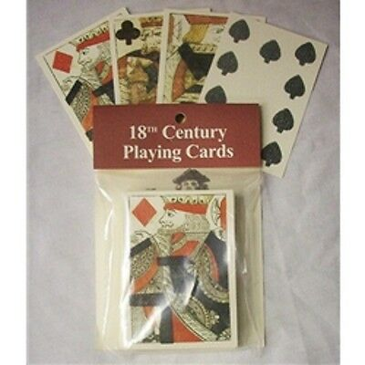 Playing Cards 18Th Century Civil War New