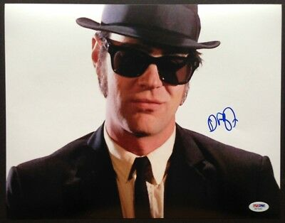 Dan Aykroyd Signed 11X14 Photo Autograph Psa Dna Coa Blues Brothers