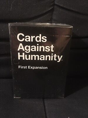 Cards Against Humanity First Expansion Pack - BRAND NEW, SEALED!!!