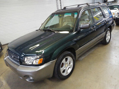 2004 Subaru Forester  $6700 includes SHIPPING 90,000 miles Florida car nonsmoker must see pictures wow