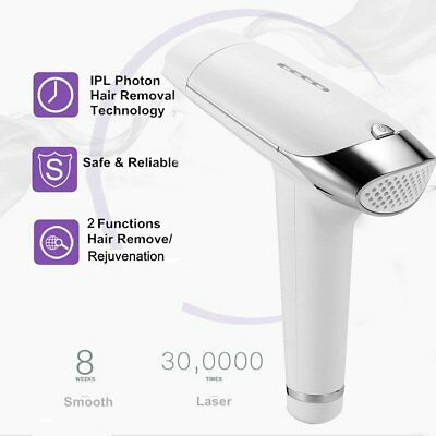 IPL Permanent Hair Laser Removal for Body Face Bikini Home Device Hair Remover