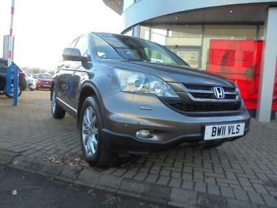 2011 Honda CR-V 2.0 i-VTEC ES 5dr Petrol brown Manual