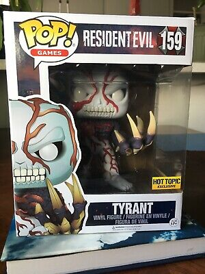 Funko Pop! Resident Evil Tyrant #159 (Hot Topic Exclusive) 6 Inch