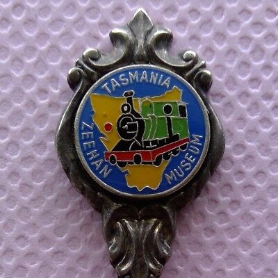 Zeehan Museum Tasmania Souvenir Spoon Teaspoon (T191)