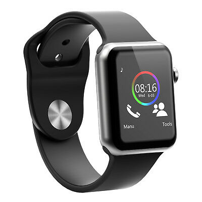 Waterproof Bluetooth Smart Watch Phone Mate For iphone IOS Android Gift Women US